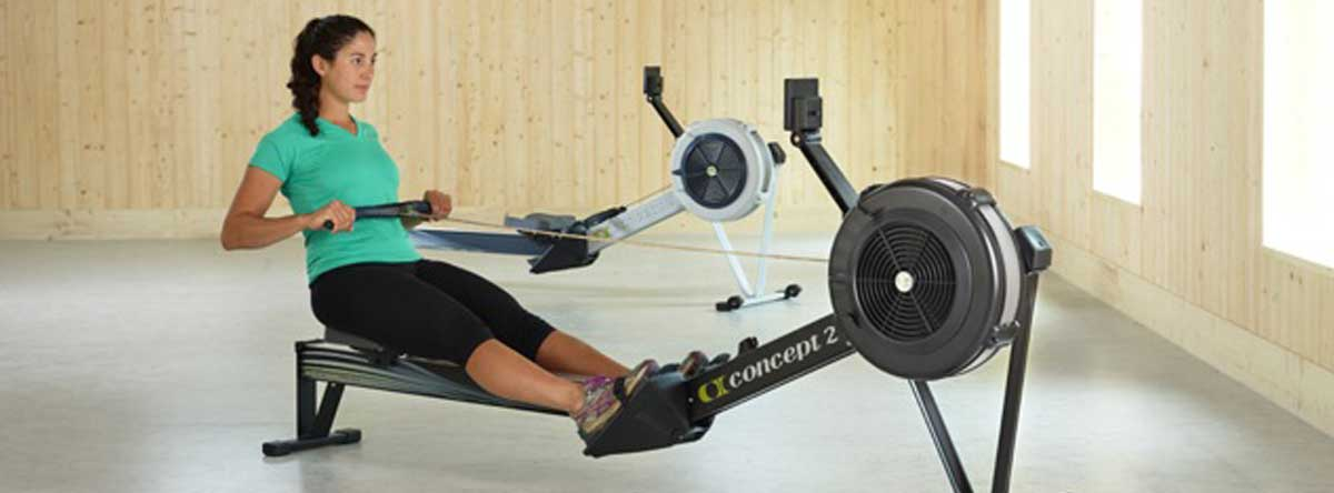 Concept 2 Rower - THE SHANDY MARYKIRK GROUP